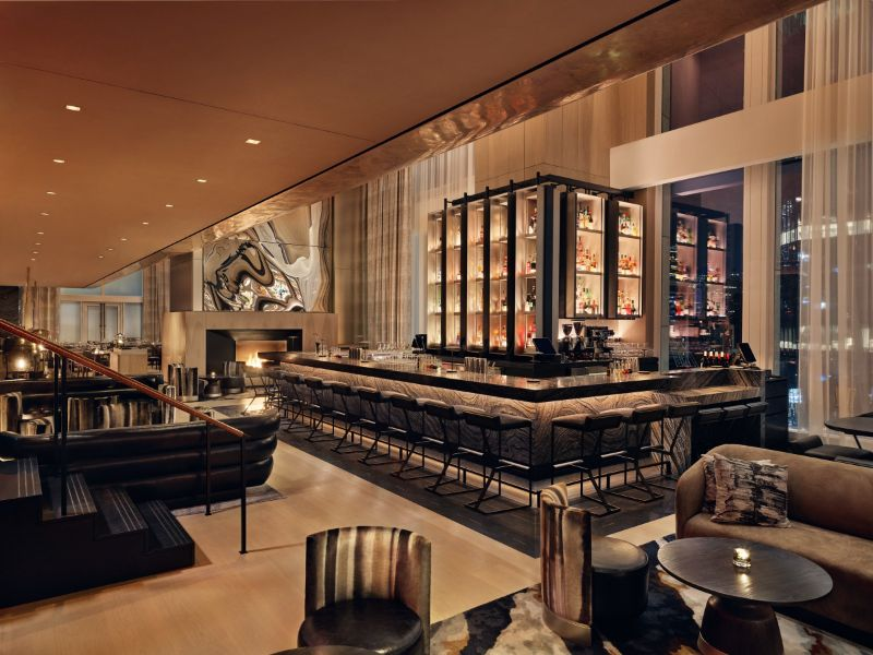 Equinox Hotel in New York: A Modern Design Project By Joyce Wang joyce wang Rockwell Group and Joyce Wang Team Up For Modern Hotel Design Equinox Hotel in New York A Modern Design Project By Joyce Wang 7
