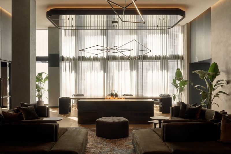 Equinox Hotel in New York: A Modern Design Project By Joyce Wang joyce wang Rockwell Group and Joyce Wang Team Up For Modern Hotel Design Equinox Hotel in New York A Modern Design Project By Joyce Wang 8