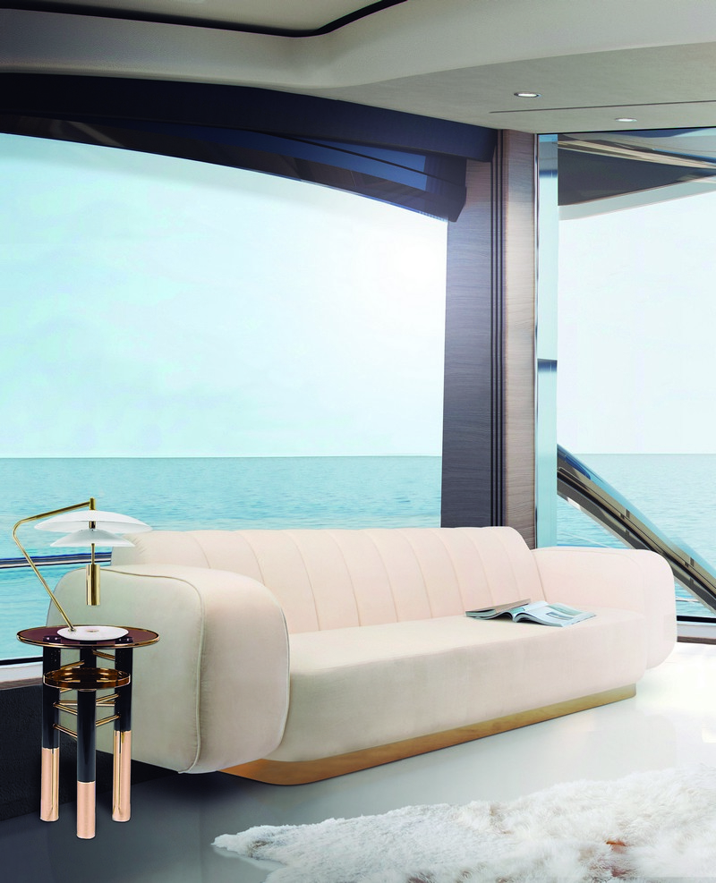 Modern Furniture For Your Imposing Luxury Yacht modern furniture Modern Furniture For Your Imposing Luxury Yacht Furniture For Your Imposing Yacht