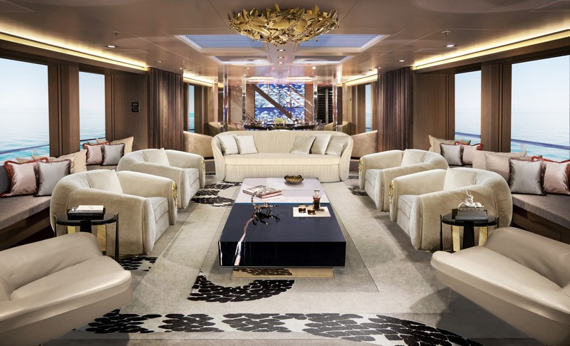 Modern Furniture For Your Imposing Luxury Yacht modern furniture Modern Furniture For Your Imposing Luxury Yacht Furniture For Your Imposing Yacht 9