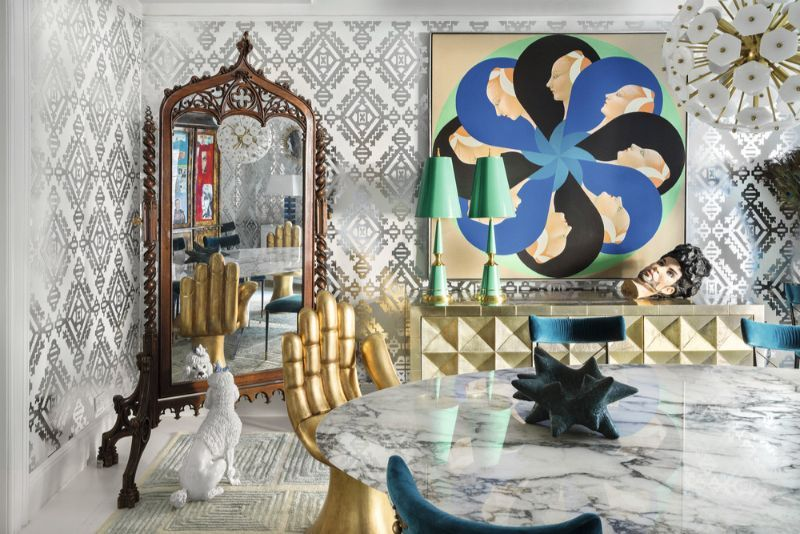 Get Inspired By Jonathan Adler's Black And White Design Ideas jonathan adler Get Inspired By Jonathan Adler's Black And White Design Ideas Get Inspired By Jonathan Adlers Black And White Design Ideas 4