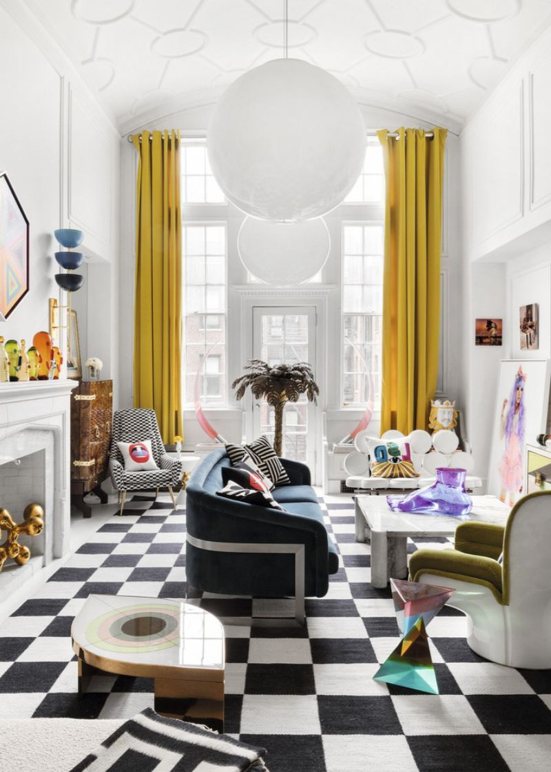 Get Inspired By Jonathan Adler's Black And White Design Ideas jonathan adler Get Inspired By Jonathan Adler's Black And White Design Ideas Get Inspired By Jonathan Adlers Black And White Design Ideas 5