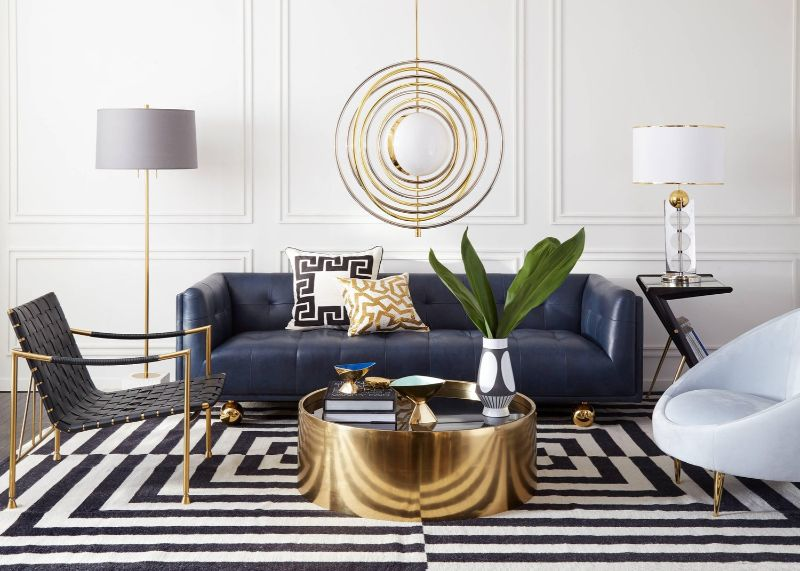 jonathan adler Get Inspired By Jonathan Adler's Black And White Design Ideas Get Inspired By Jonathan Adlers Black And White Design Ideas 9