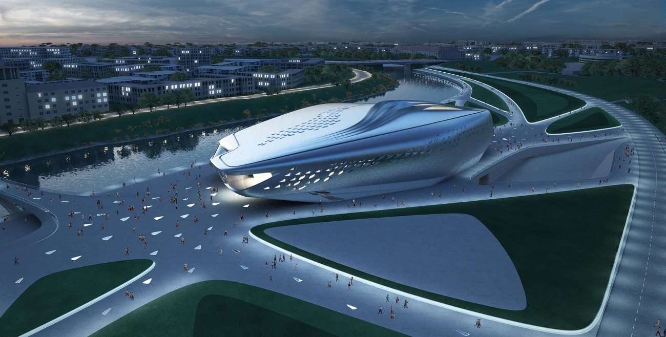 Iconic Architectural Buildings By Zaha Hadid (1) zaha hadid Iconic Architectural Buildings By Zaha Hadid Iconic Architectural Buildings By Zaha Hadid 1