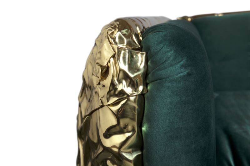The Imperfectio Green - A Modern Sofa With An Imperfect Aesthetic modern sofa The Imperfectio Green – A Modern Sofa With An Imperfect Aesthetic imperfectio sofa green 05