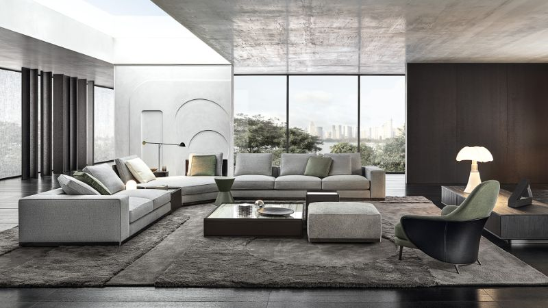 Downtown Design Dubai'19 - The Middle East Leading Event's Highlights downtown design dubai Downtown Design Dubai 2019 – Highlights From The Exclusive Event minotti