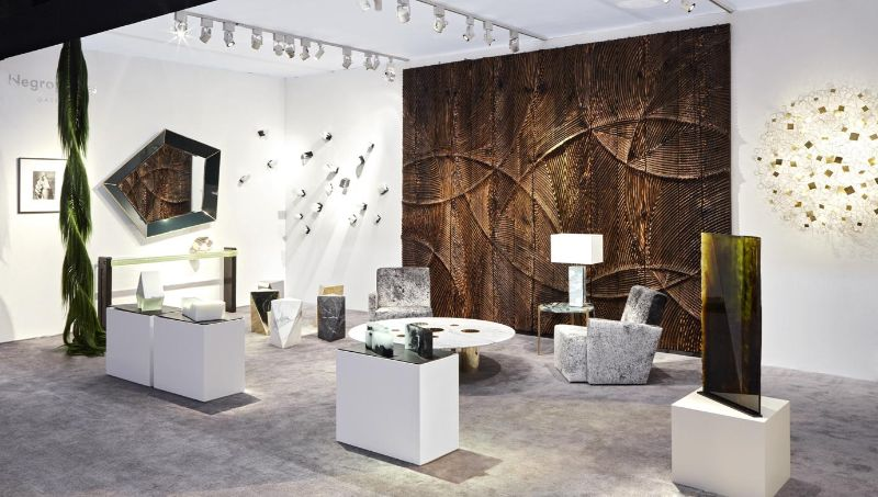 The Best Of Unique Design: Highlights From The Salon Art + Design'19 design event Highlights From The Salon Art+Design'19 – An Immersive Design Event negropontes