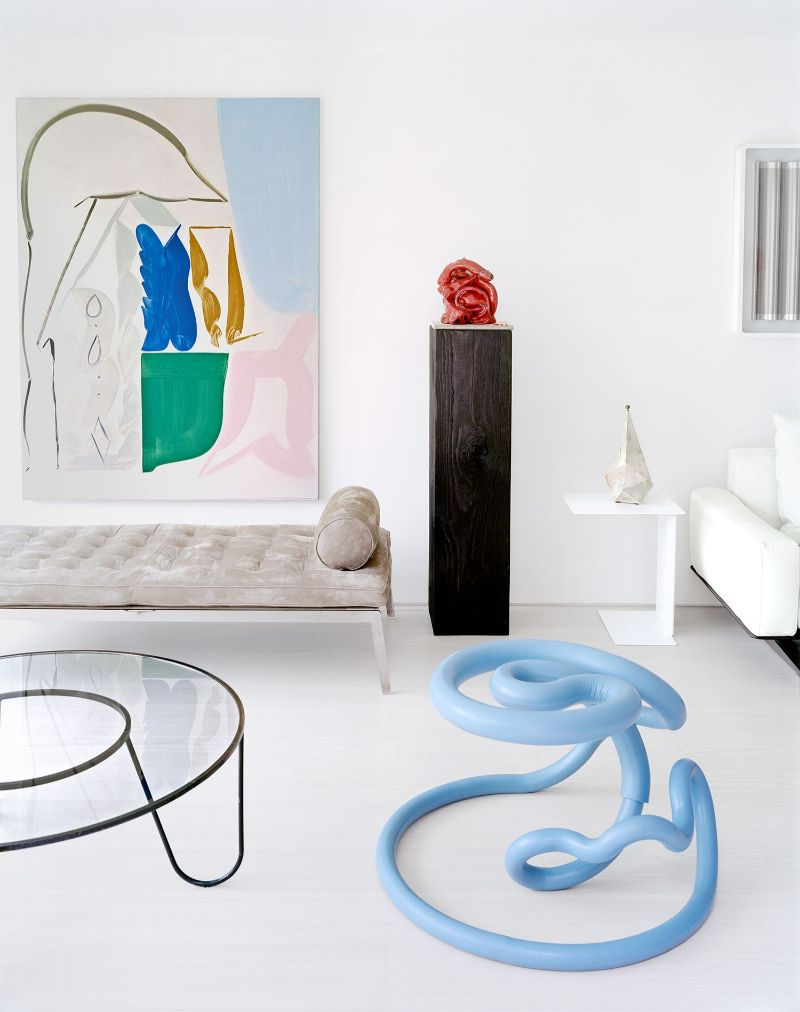Contemporary Art Is The Inspiration Behind This Hamptons Home (1)