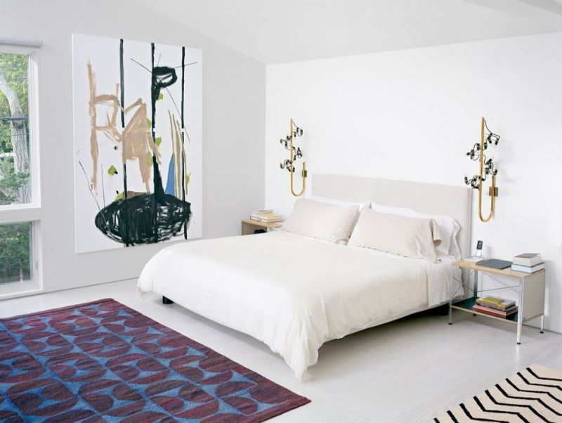 Contemporary Art Is The Inspiration Behind This Hamptons Home (10)