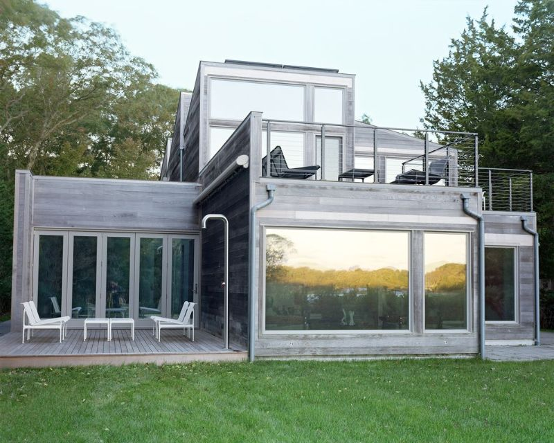 Contemporary Art Is The Inspiration Behind This Hamptons Home (2)
