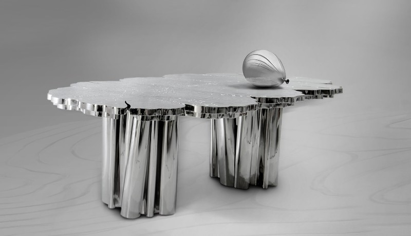 Holiday Fortune Coming Your Way With This Modern Dining Table
