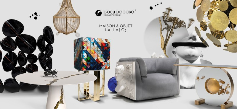Maison Et Objet 2020 - Boca do Lobo's Exclusive First Highlights 1