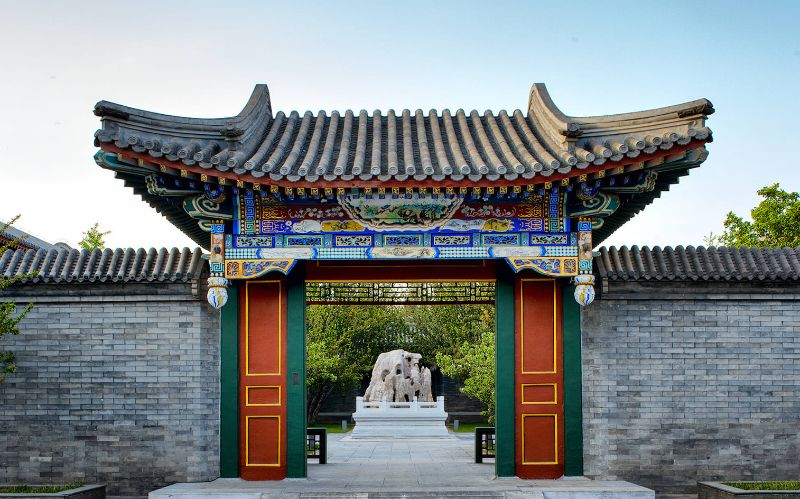 Former Royal Palaces That Were Transformed Into Luxury Hotels luxury hotel Former Royal Palaces That Were Transformed Into Luxury Hotels Aman at Summer Palace Beijing China