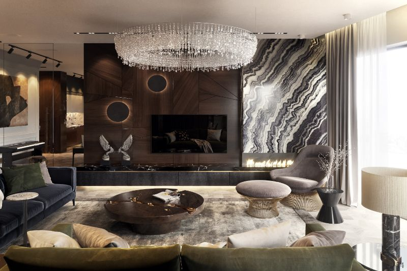 Earth Tones Set The Mood In This Luxury Moscow Apartment (1) moscow apartment Earth Tones Set The Mood In This Luxury Moscow Apartment Earth Tones Set The Mood In This Luxury Moscow Apartment 1