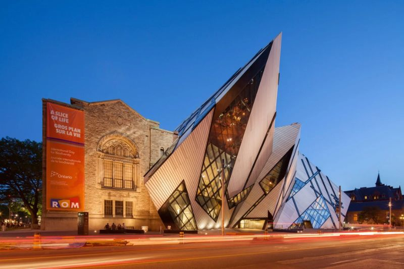 See How Historic and Modern Architecture Come Together