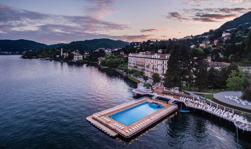 luxury hotel Former Royal Palaces That Were Transformed Into Luxury Hotels Villa dEste