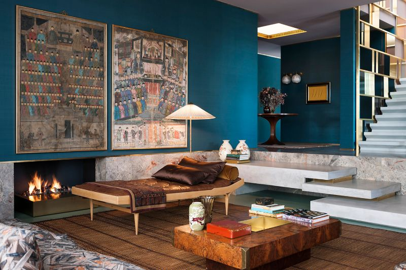 Exquisite Interior Design Projects By Top Italian Interior Designers interior design project Exquisite Interior Design Projects By Top Italian Interior Designers dimore