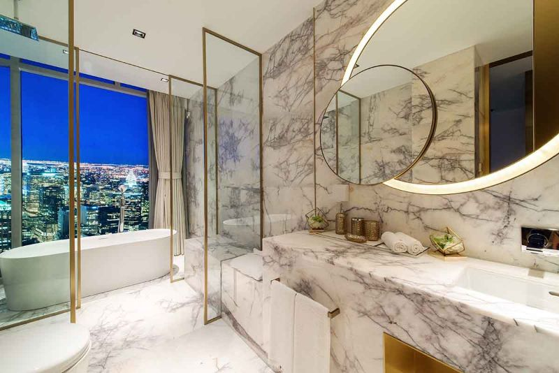 Exquisite Interior Design Projects By Top Italian Interior Designers interior design project Exquisite Interior Design Projects By Top Italian Interior Designers marco piva bathroom