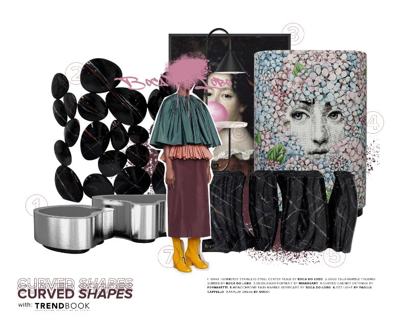 Curved Shapes Design Inspirations - A Moodboard Powered By TrendBook (1)
