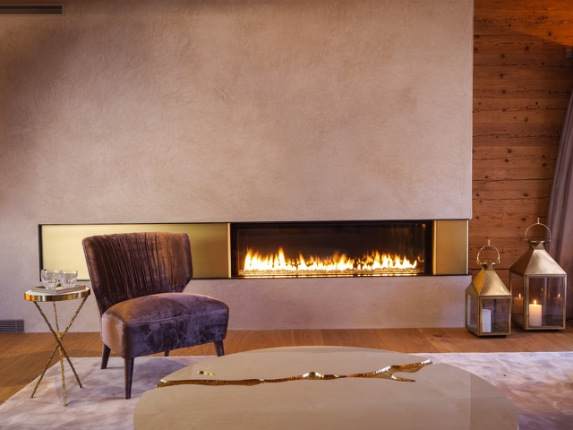 Exclusive Rustic Chalet In The Swiss Montains By Rougemont Interiors (6)