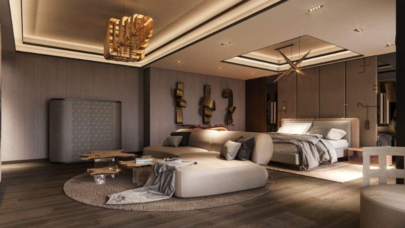 KKD.Studio's Creates EclecticInteriors With Unique Furniture Designs (1)