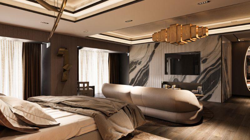 KKD.Studio's Creates EclecticInteriors With Unique Furniture Designs (14)