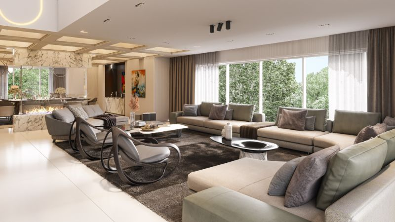 KKD.Studio's Creates EclecticInteriors With Unique Furniture Designs (5)