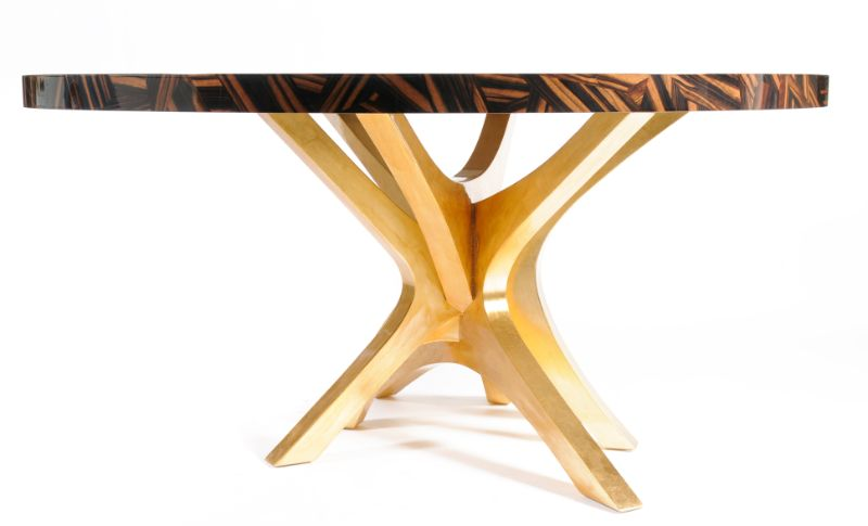 The Wonders Of Craftmanship - Details Of Marquetry (2)