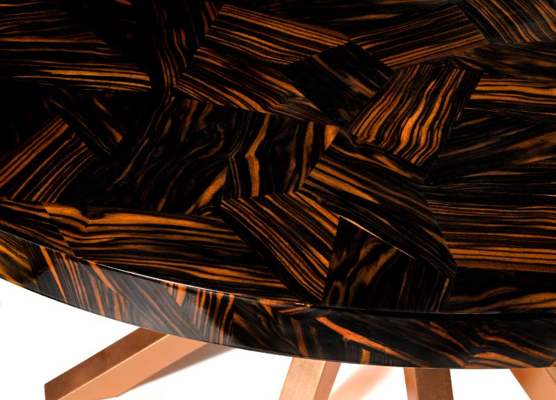 The Wonders Of Craftmanship - Details Of Marquetry (3)