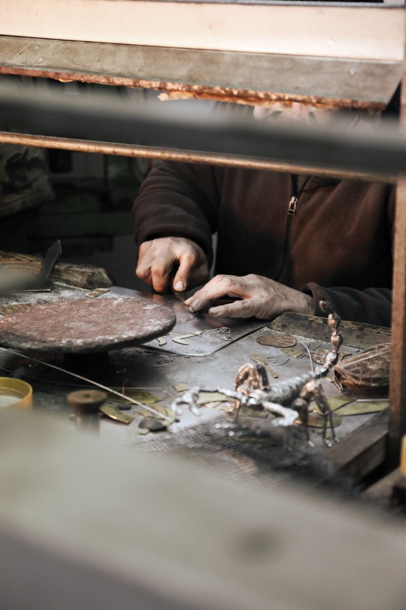 The Wonders Of Craftsmanship - Details Of Filigree (2) filigree The Wonders Of Craftsmanship – Details Of Filigree The Wonders Of Craftsmanship Details Of Filigree 2