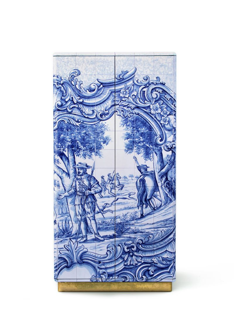 The Wonders Of Craftsmanship - Details Of Hand-Painted Tiles (7)