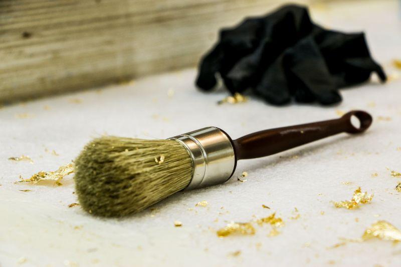 The Wonders Of Craftsmanship - Details Of Leaf Gilding (10)