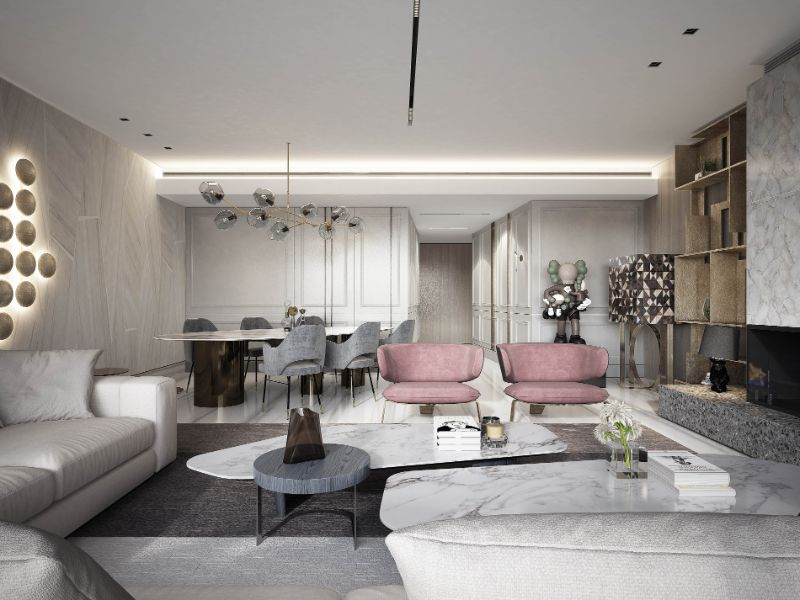 Timeless And Contemporary Living Room Trends By Boca do Lobo (2)