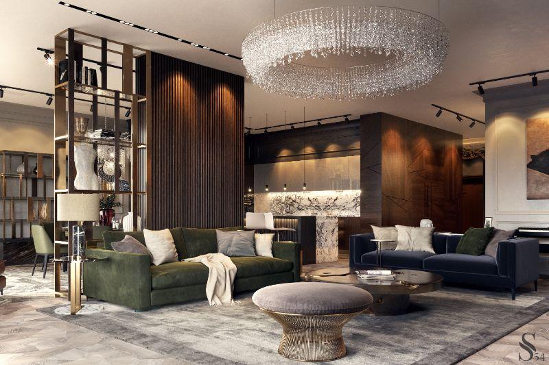 Timeless And Contemporary Living Room Trends By Boca do Lobo (3)