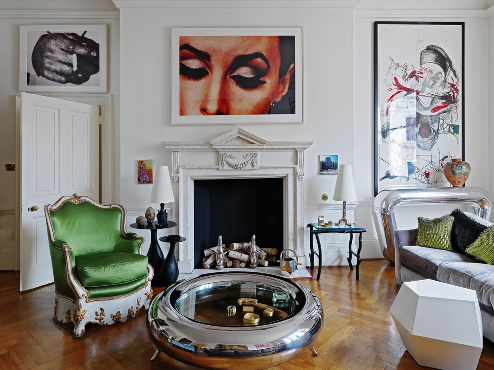 Francis Sultana's Most Dazzling And Iconic Interior Design Projects