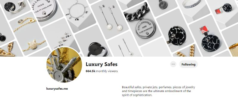 pinterest account 10 Pinterest Accounts That Fuel Our Daily Design Inspirations LUXURY SAFES