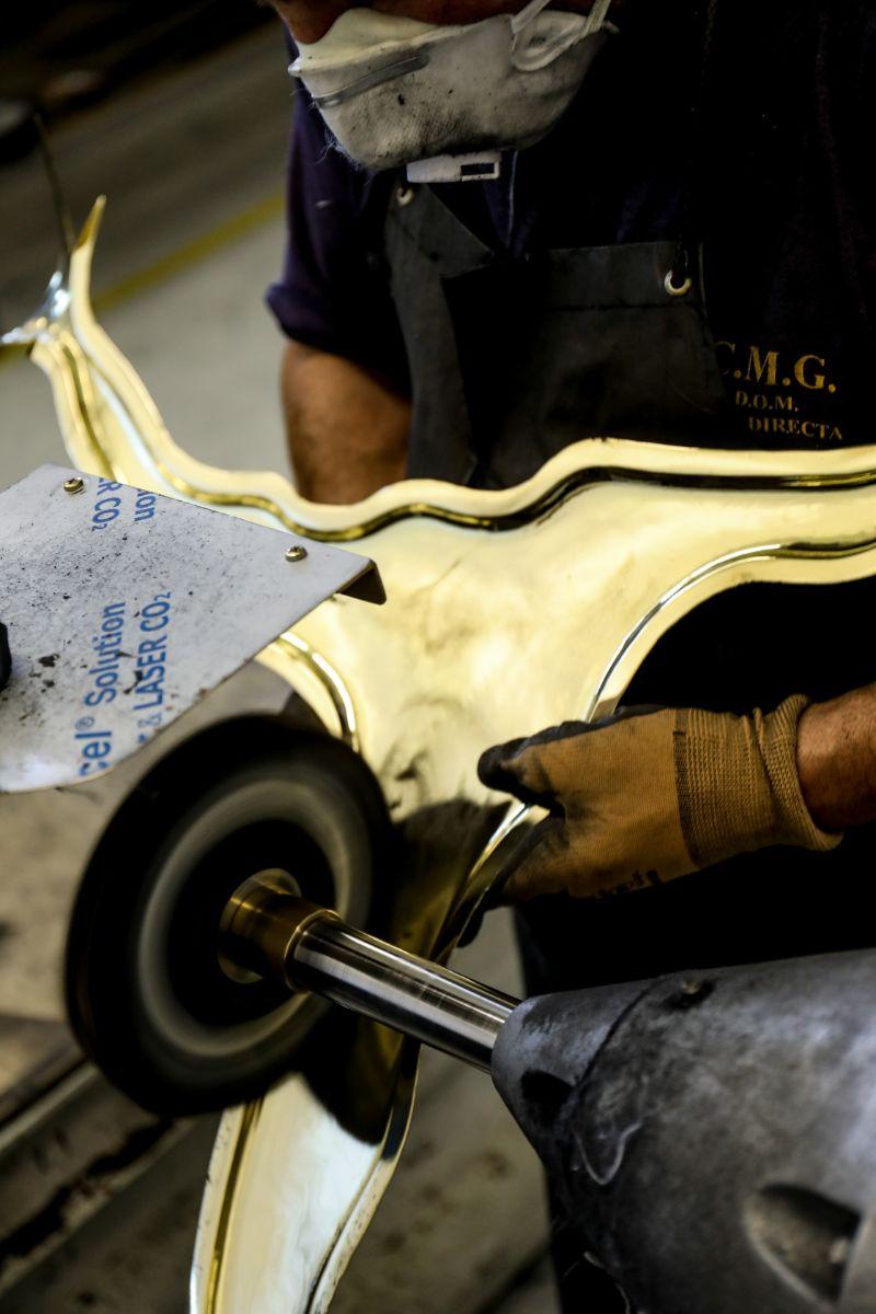 The Wonders Of Craftsmanship – Details Of Metalwork