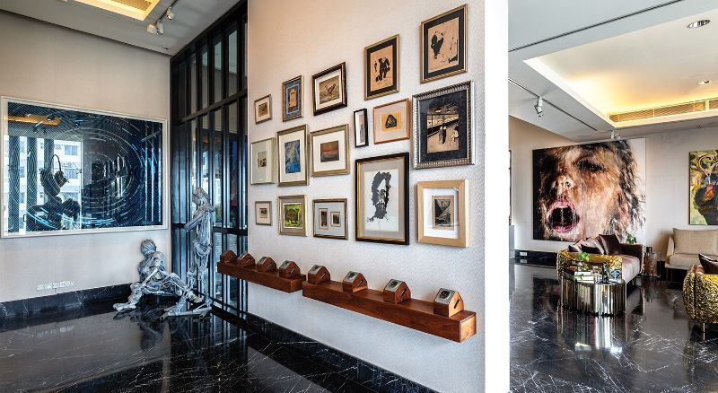 A Luxury Residence Where Art And Collectable Design Are The Main Focus (10)