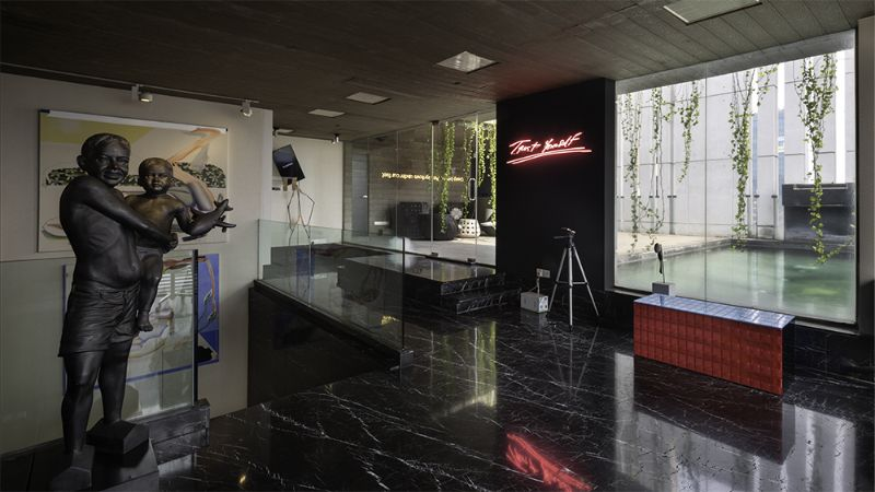 A Luxury Residence Where Art And Collectable Design Are The Main Focus (3)