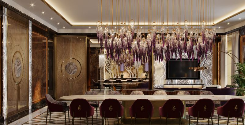 An Over The Top Luxury Manor In Moscow by Elena Krylova (1)