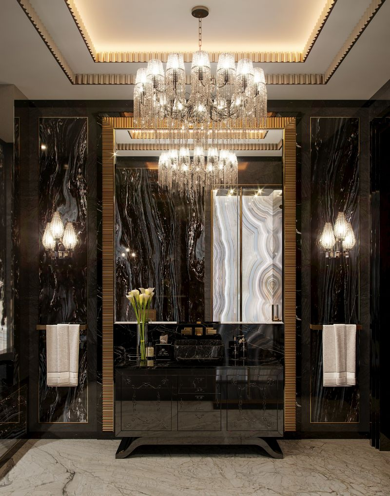 An Over The Top Luxury Manor In Moscow by Elena Krylova (15)