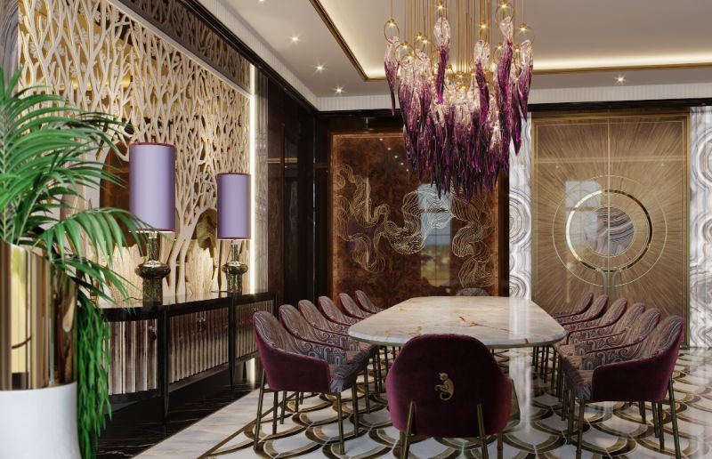 An Over The Top Luxury Manor In Moscow by Elena Krylova (3)
