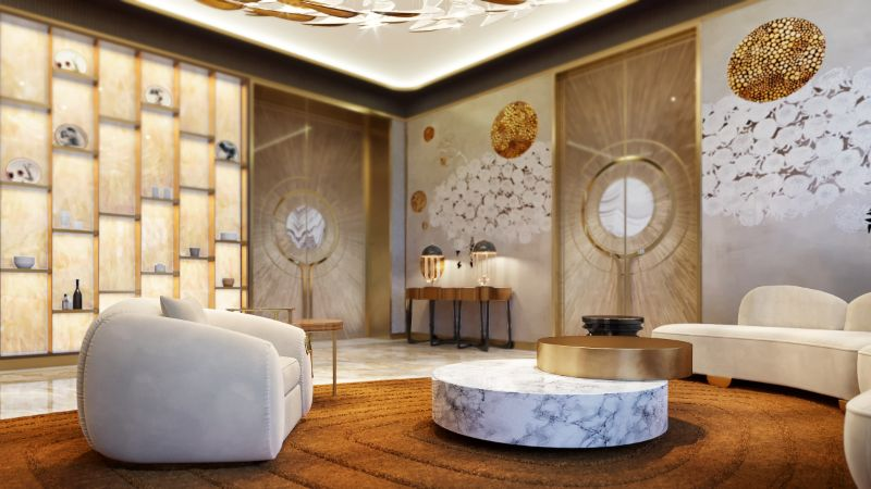 An Over The Top Luxury Manor In Moscow by Elena Krylova (32)
