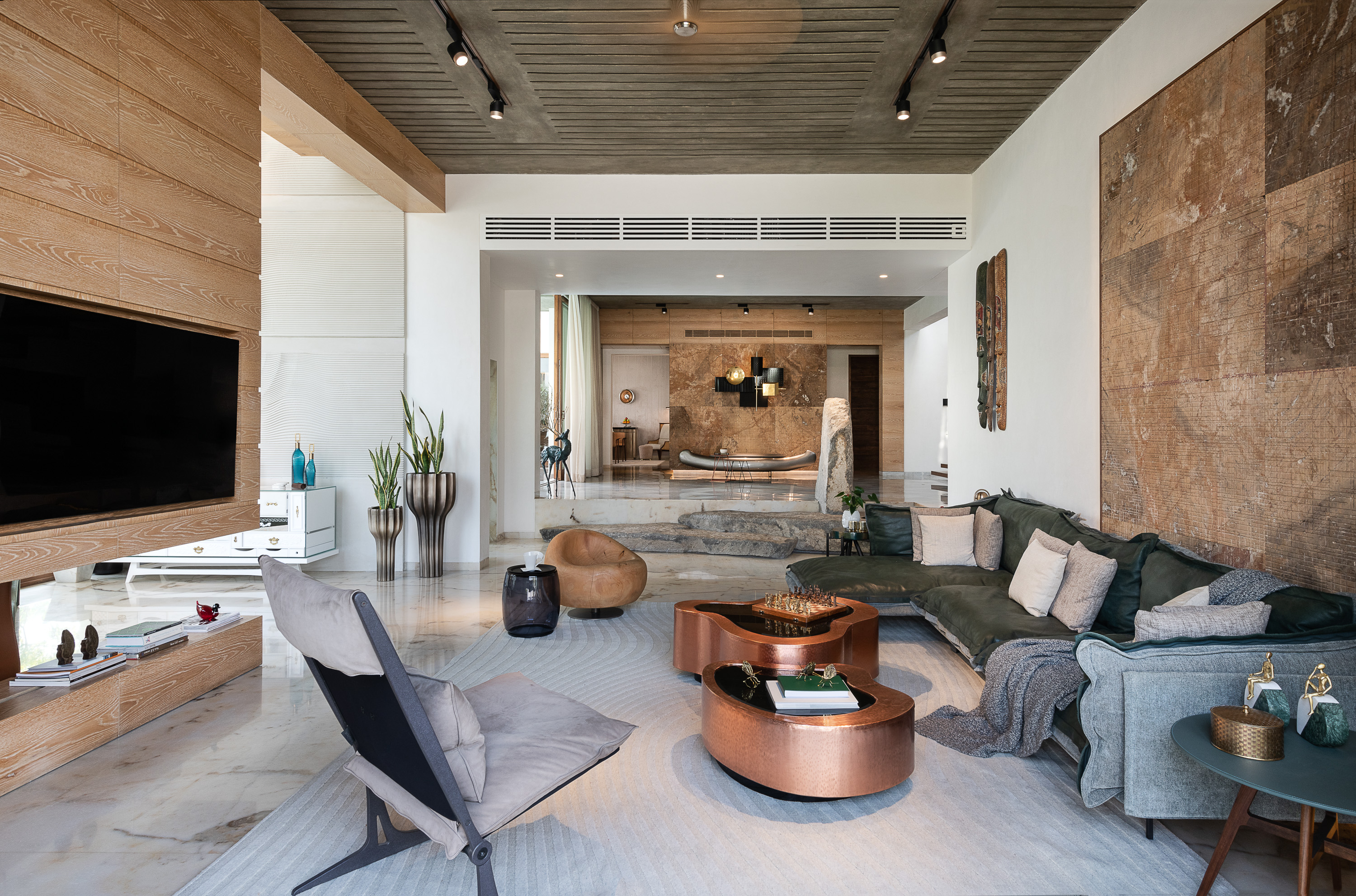 Sustainability Meets Luxury In This Private Residence by NA Architects (1)