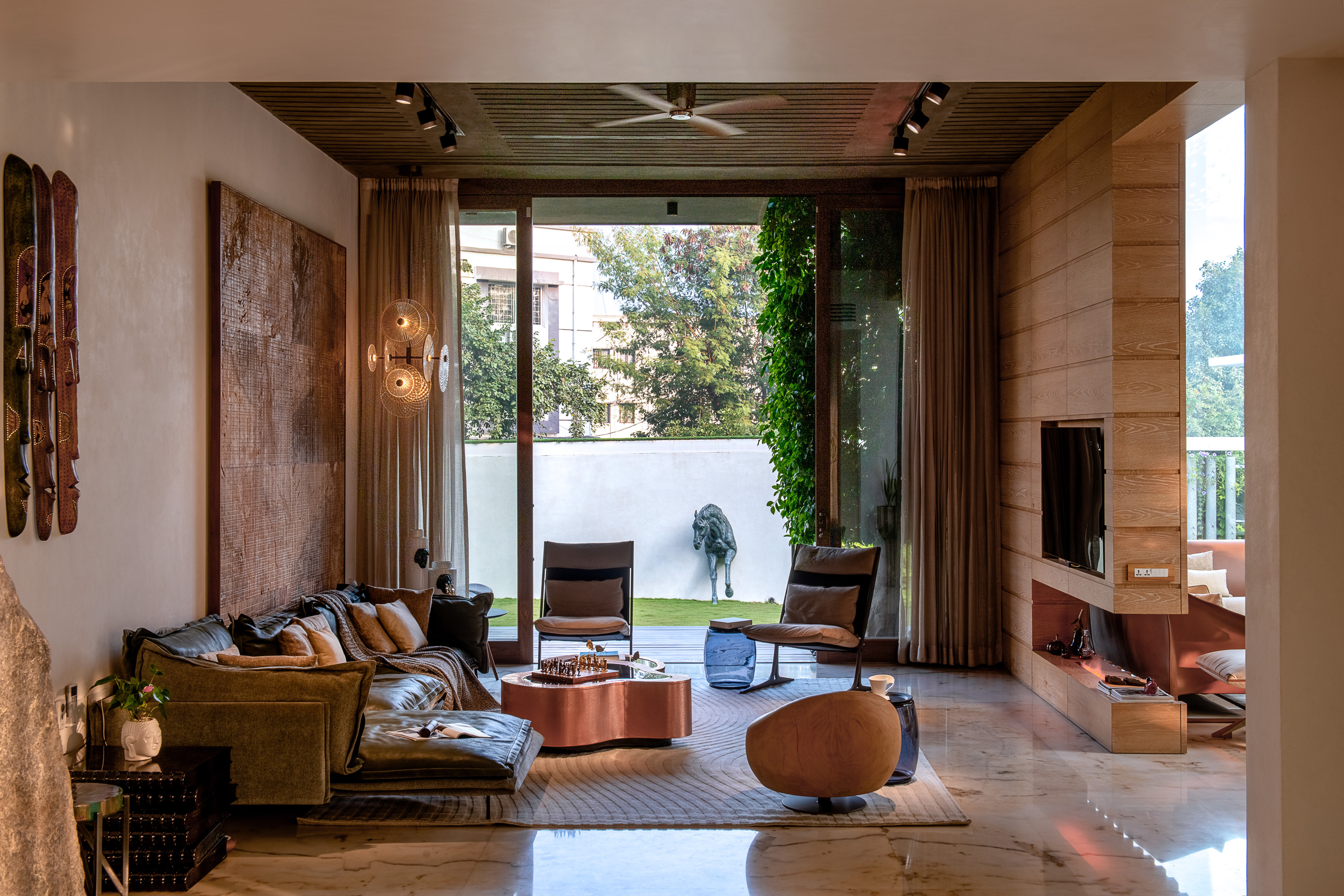Sustainability Meets Luxury In This Private Residence by NA Architects (4)