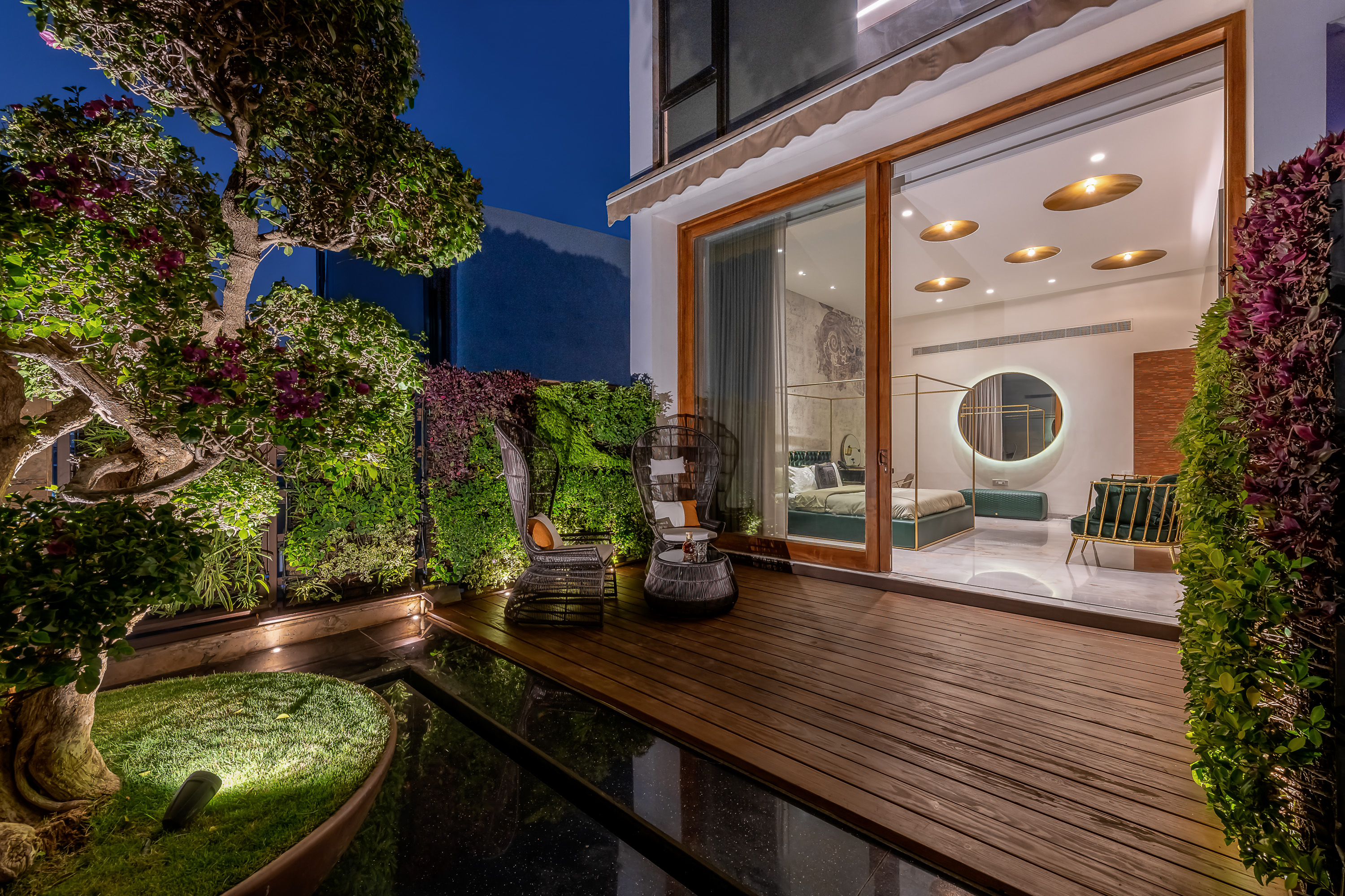 Sustainability Meets Luxury In This Private Residence by NA Architects (5)