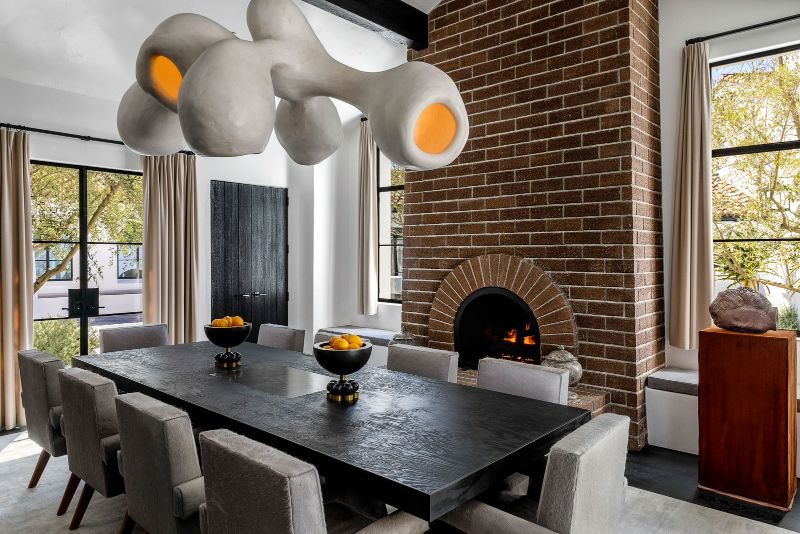 Ryan Murphy Invites You Inside, Not One But Two, Of His Luxury Homes (1)