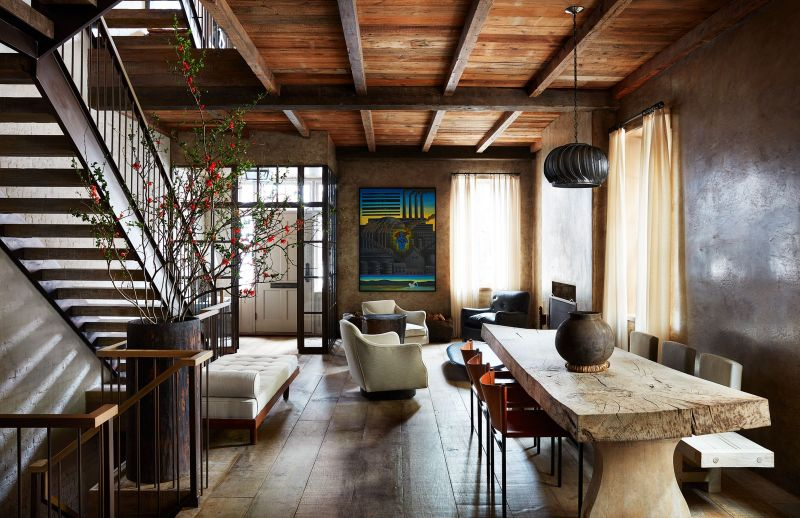 Ryan Murphy Invites You Inside, Not One But Two, Of His Luxury Homes (6)