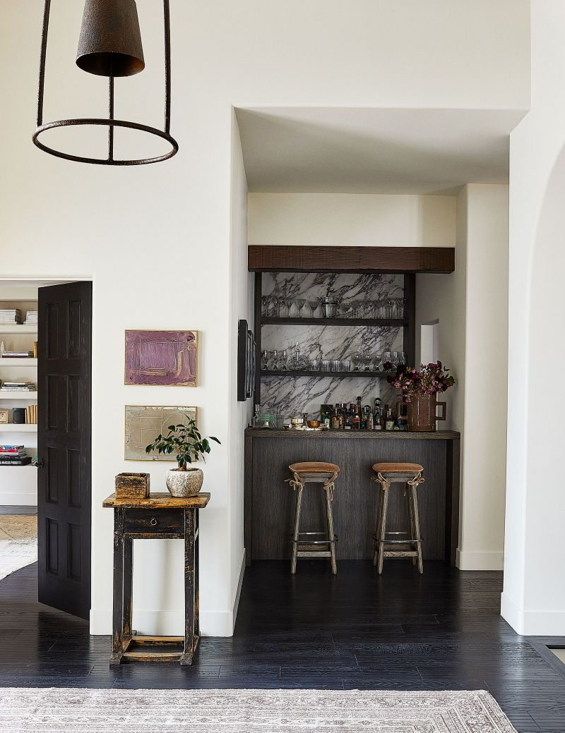 Kendall Jenner's Tranquil And Contemporary Los Angeles Home (6)
