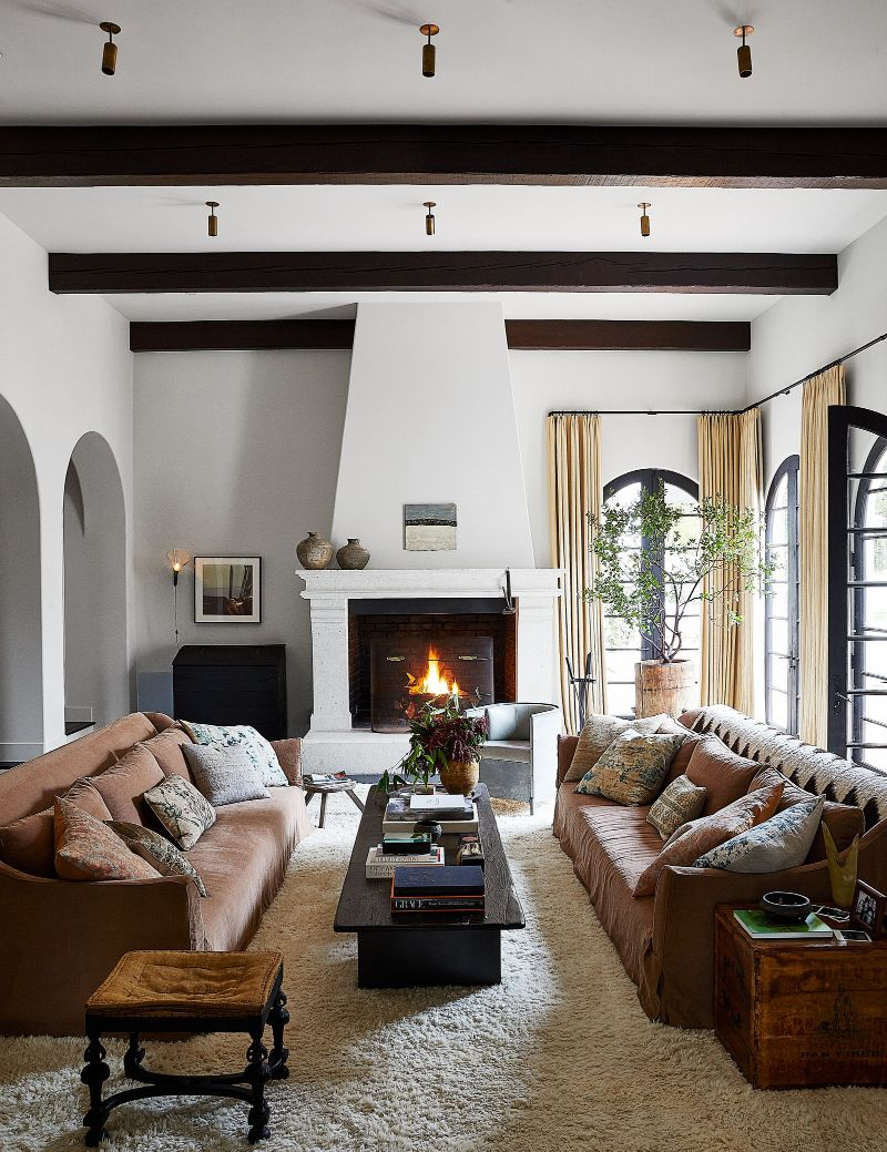 Kendall Jenner's Tranquil And Contemporary Los Angeles Home (9)